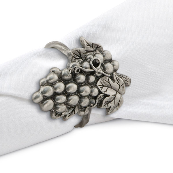 Wine Party Napkin Rings