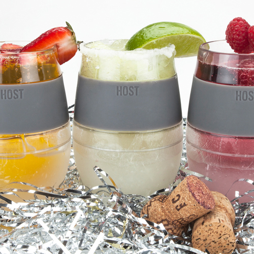 Host Freeze Freezable Wine Glasses