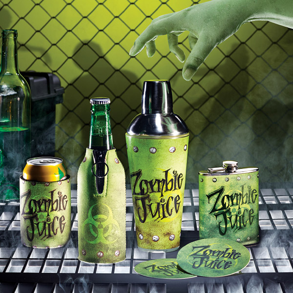 Zombie Juice Neoprene Can Epicool