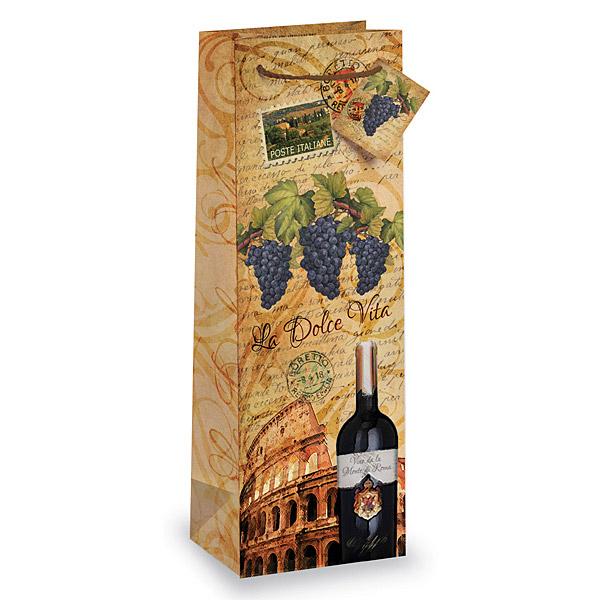 new photos a3312 335c4 Ciao Italia Bottle Gift Bag