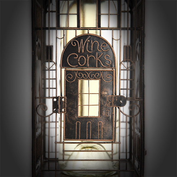 House of Corks Cork Cage