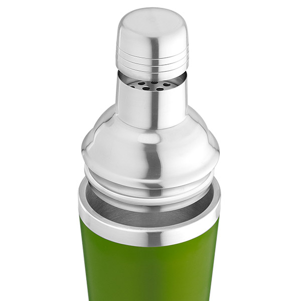 Double-Wall Shaker - Frosted Green