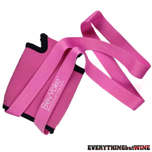 BevYoke Beverage Holder - Pink