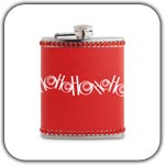 Christmas Flasks