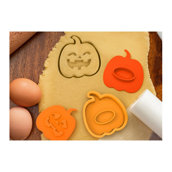 Snack-O-Lantern Cookie Cutters