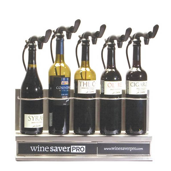 Wine Saver Pro Preserve Amp Serve Wine System